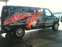 Check out the new Van!